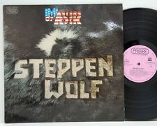 Steppenwolf          Master of Rock        NM # P