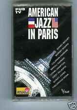 CASSETTE TAPE NEW AMERICAN JAZZ IN PARIS BECHET BIGARD GILLESPIE MONK HAWKINS