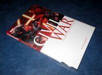 CIVIL WAR graphic novel HC (collects 1 2 3 4 5 6 7) MARVEL 2016 CAPTAIN AMERICA