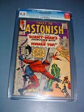 TALES TO ASTONISH #51 CGC 4.5 EARLY WASP,GIANT-MAN/ANT-MAN 2nd HUMAN TOP 12 CENT