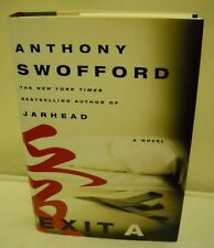 #8775 Exit A A Novel by Anthony Swofford