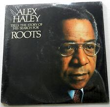 Alex Haley Dice The Story Of Sus Busque Roots Sellado 2-lp