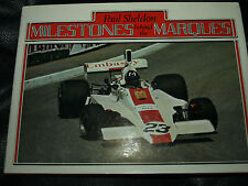 Jalons marques sheldon cooper type T81 jochen rindt eagle shadow DN1 DN3