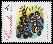 CANADA 1533 - Christmas Caroling Issue (pa43607)