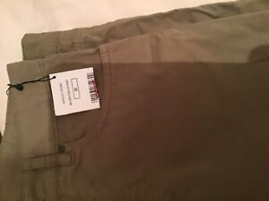 New Gents Biege Hackett Trousers size 32 RRP £125