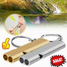Pfeife Super Laute Notfall Pfeife Camping Reise Kits Werkzeug D3K5 D4T D7R0