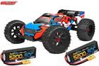 Corally 1/8 Kronos XP 4WD Monster Truck 6S Brushless RTR + 3s 50c Lipo x2