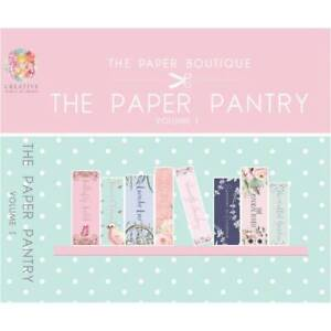 The Paper Boutique Paper Pantry Vol 1 – USB Collection - Mixed Colours