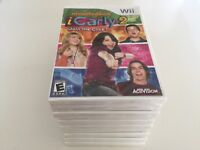 iCarly 2: iJoin the Click (Nintendo Wii, 2010) WII NEW