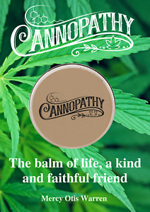 Cannopathy Perfectly Soothing Rescue Balm - (moisturizing) - 15g