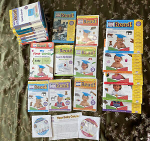 Your Baby Can Read! 21 Piece Lot