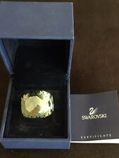 Swarovski Ring Size EURO 52/ US 6-7   MSRP $185   #865877