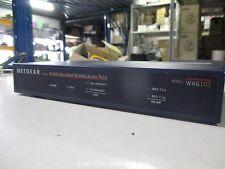 Netgear WAG102 ProSafe 802.11a/g Dual Band Wireless Access Point EXCL PSU ANTENN
