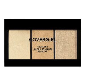 COVERGIRL TRUEBLEND SUPPER STUNNER Palette ~ GLOWING UP EXPLOSION~ NEW!!!
