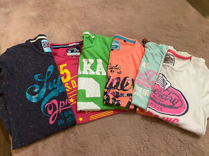 superdry t shirt bundle