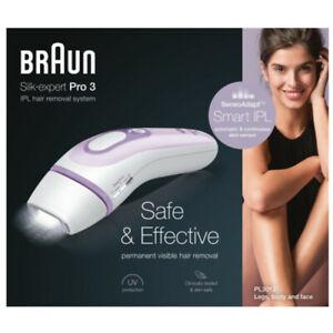 Braun Silk·Expert Pro 3 PL3012 IPL-Haarentfernungsgerät
