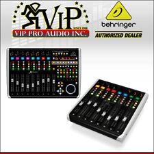 Behringer X-TOUCH Control Surface w/ 2x USB Hub Ethernet & USB MIDI + EXTENDER.