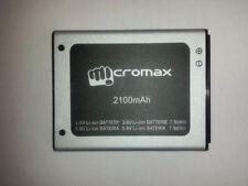 100% ORIGINAL Micromax BOLT A089 BATTERY 2100 mAh