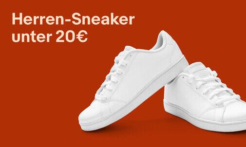 Herren-Sneaker unter 20€