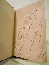 Ada Negri : Maternità  Treves 1904 Dedica Autografa a Rina Maria Pierazzi Poesia