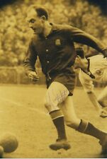 Alfredo Di Stefano † 2014  Real Madrid  Fußball Foto original signiert 389923