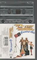 ZZ Top Cassette K7 Tape Greatest Hits