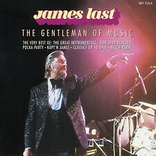 James Last Gentleman of music-The very best of (compilation, 1998) [CD]