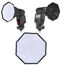 """12"""" Photo Selens 30cm Speedlite Octagon Umbrella Softbox for Speedlight Flash"""