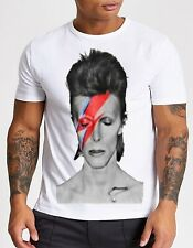 David Bowie t shirt, Bowie Poster on T shirt, Men T shirt - 100% Cotton