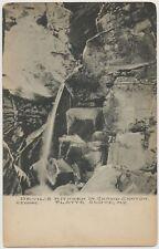 Devil's Kitchen in Grand Canyon, Platte Clove, New York ca.1910