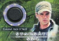 Stargate SG-1 Premiere Edition Colonel Jack O'Neill Costume Card C1