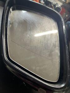 Bmw 330 F30 2012 Passenger Mirror Glass - Original Part Not Copy