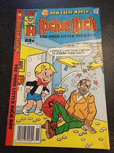 Richie Rich#220 Awesome Condition 7.0(1986) Cool!!
