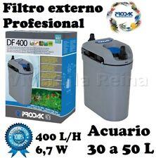 FILTRO PROFESIONAL EXTERIOR DF 400 LITROS HORA ACUARIO 50 LITROS