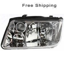 Head Lamp Lens and Housing Driver Side Fits Volkswagen Jetta  VW2502115