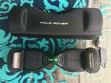Halo Rover board - 31 total miles