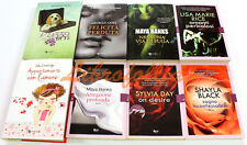LOTTO 8 LIBRI Maya Banks Shayla Black Sylvia Day Leggereditore EROTICI ROSA