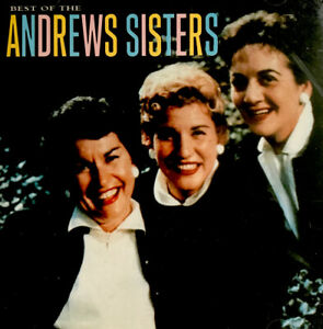 The Andrews Sisters The Best Of CD Album