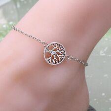 Tree of Life Anklet Boho Body Jewellery Piercing Bohemian Gypsy Bracelet A160