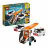 New LEGO CREATOR 3in1 DRONE EXPLORER set 3107 Brand New Sealed Toy 7+