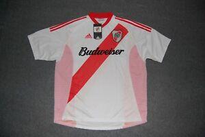 Javier Mascherano River Plate 2002/2003 Home Jersey