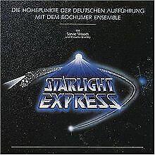 Starlight Express - Die Höhepunkte der Deutschen Au... | CD | Zustand akzeptabel