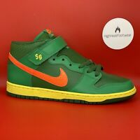 Nike SB Dunk Mid Watermelon 2013 - UK 9 / US 10 / EU 44