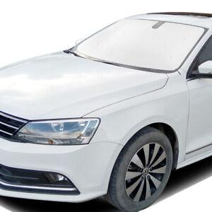 Fit For Volkswagen Jetta Sedan 2011-2018 Front Windshield UV Block Sunshade