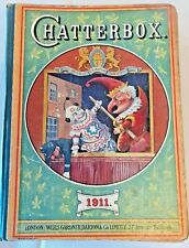 CHATTERBOX ANNUAL 1911 PUNCH & JUDY