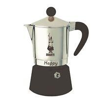 Bialetti Cafetera italiana 6 tazas Moka Espresso COCEDOR Máquina Espresso Maker