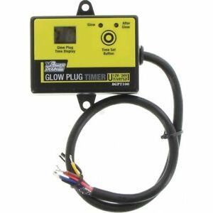 Universal Glow Plug Timer 12 / 24 Volt