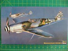 Messerschmitt Bf109K-4 'Jg-53' Hasegawa No. 9063 Jt63 1:48 scale New