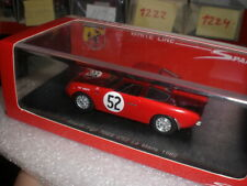 Spark 1322 - Abarth Fiat 700S Le Mans 1962 # 52 - 1:43 Made in China