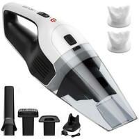 Holife Handheld Vacuum Cordless Hand Vacuum Cleaner Rechargeable Hand Vac,...